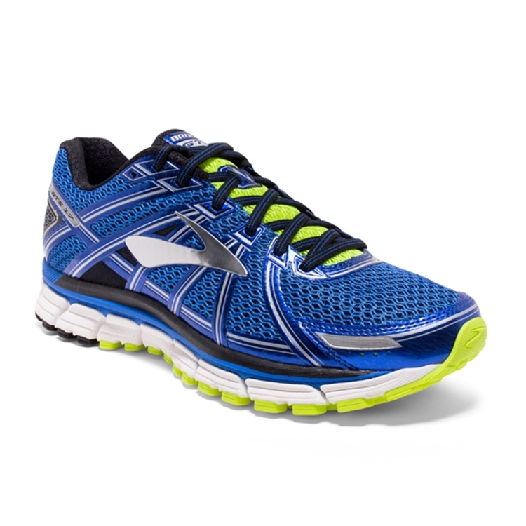 brooks Men's Adrenaline GTS 17 Electric Brooks Blue / Nightlife