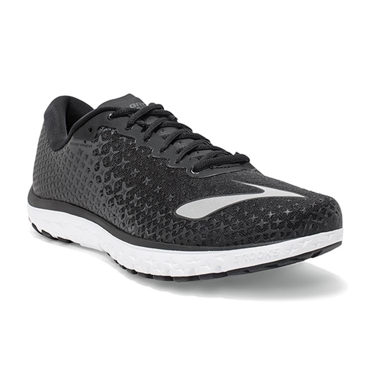 brooks Women's PureFlow 5 Black / Anthracite / White