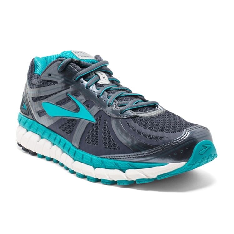 brooks Women's Ariel 16 Mood Indigo / Capri Breeze