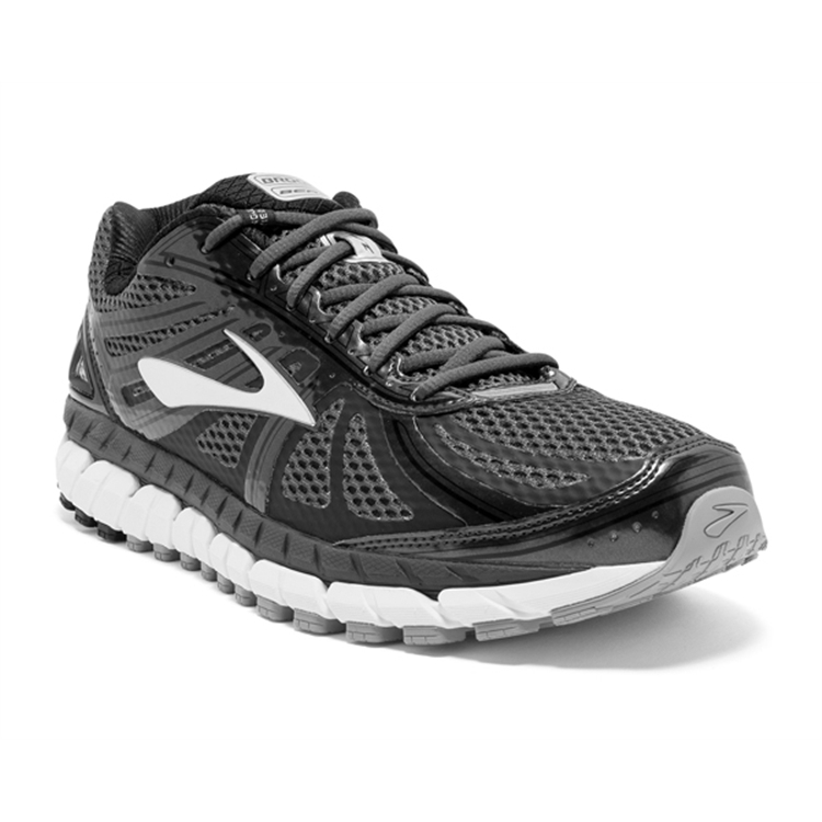 brooks Men's Beast 16 Anthracite / Black / Silver