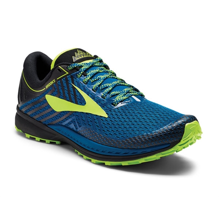 brooks Men's Mazama 2 Blue / Black / Nightlife
