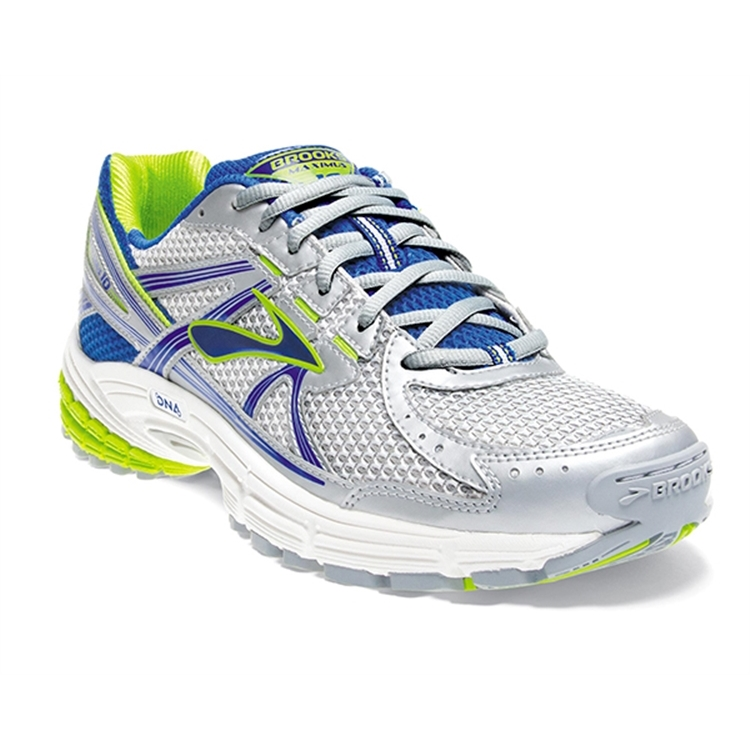 brooks Men's Maximus XT 10 Mesh Electric Blue / Lime Green