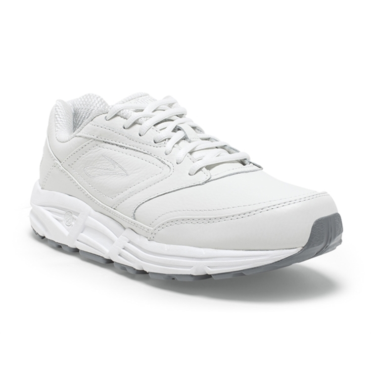 brooks Women's Addiction Walker White