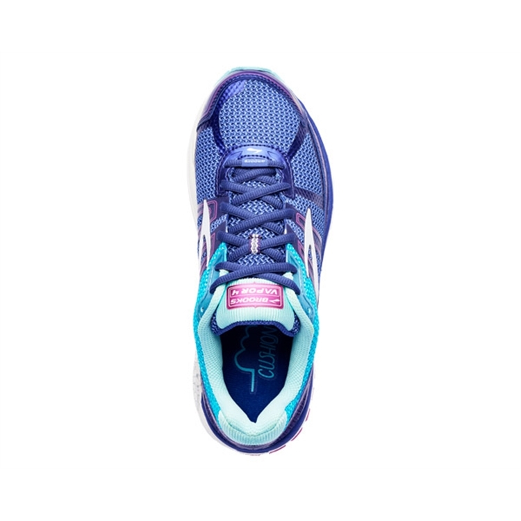 brooks Women\'s Vapor 4 Blue / Violet Indigo / Purple