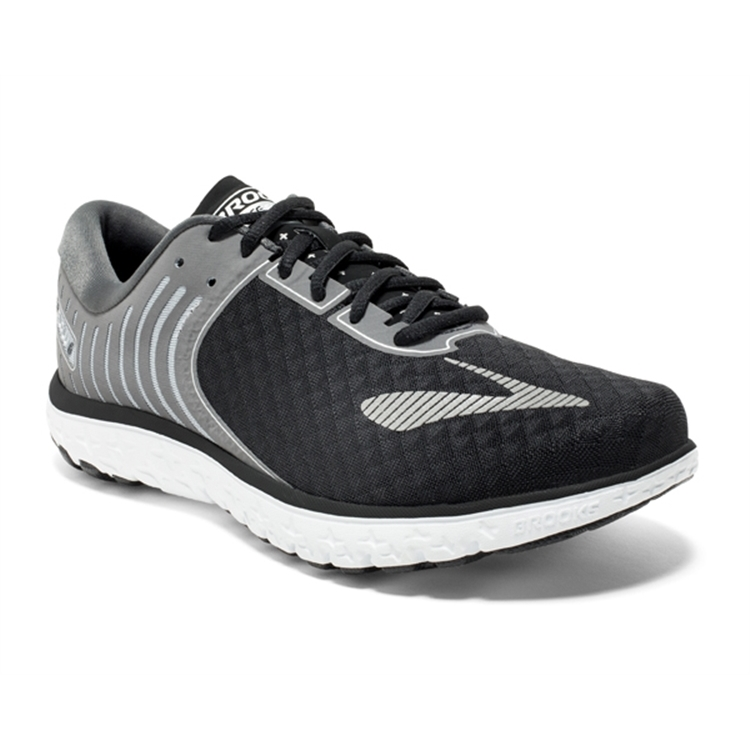 brooks Women's PureFlow 6 Black / Anthracite / Silver