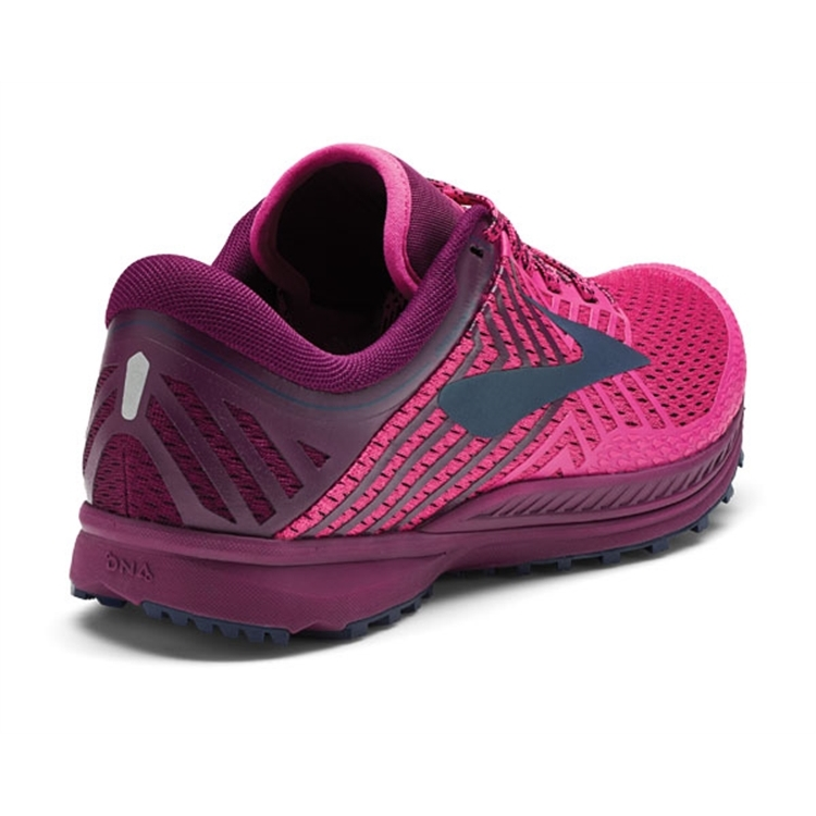 brooks Women\'s Mazama 2 Pink / Plum / Navy