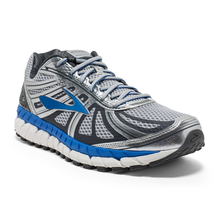 brooks Men's Beast 16 Brooks Blue / Ebony