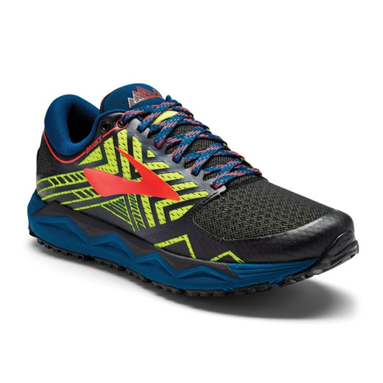 brooks Men's Caldera 2 Blue / Nightlife / Black