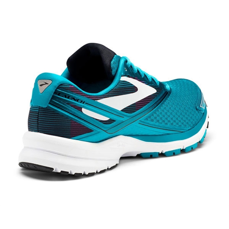 brooks Women\'s Launch 4 Teal Victory / White / Black