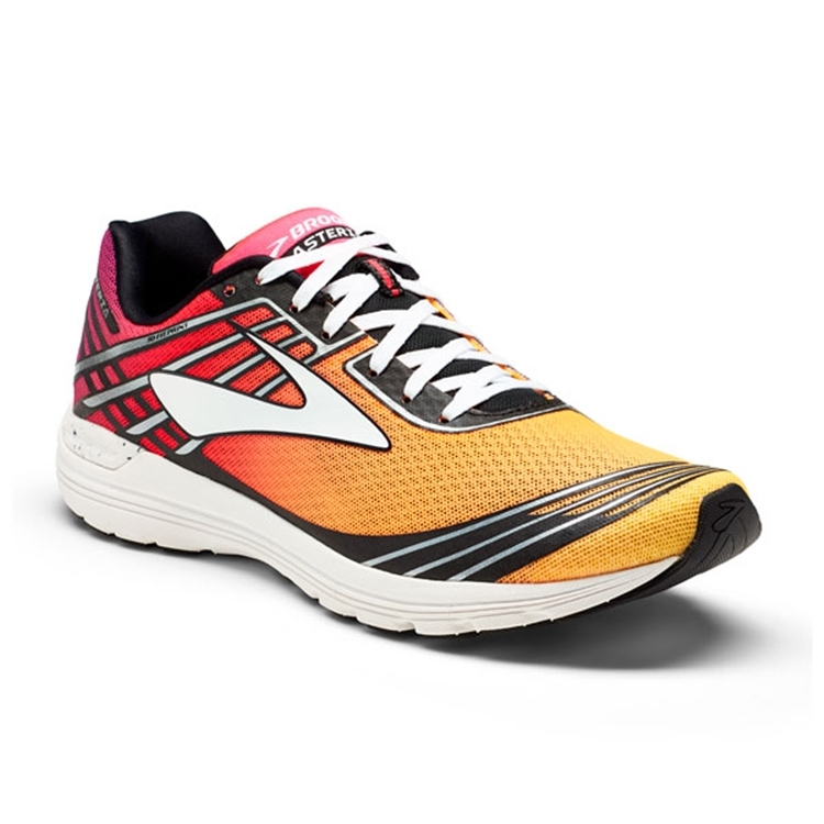 brooks Women's Asteria Plum / Diva Pink / Orange Pop