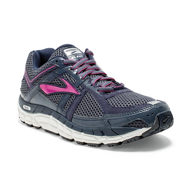 brooks Women's Addiction 12 Obsidian / Pink