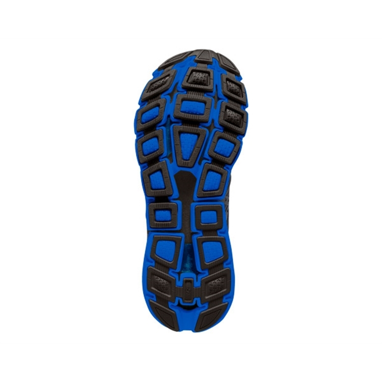 brooks Men\'s Neuro 2 Anthracite / Blue / Green