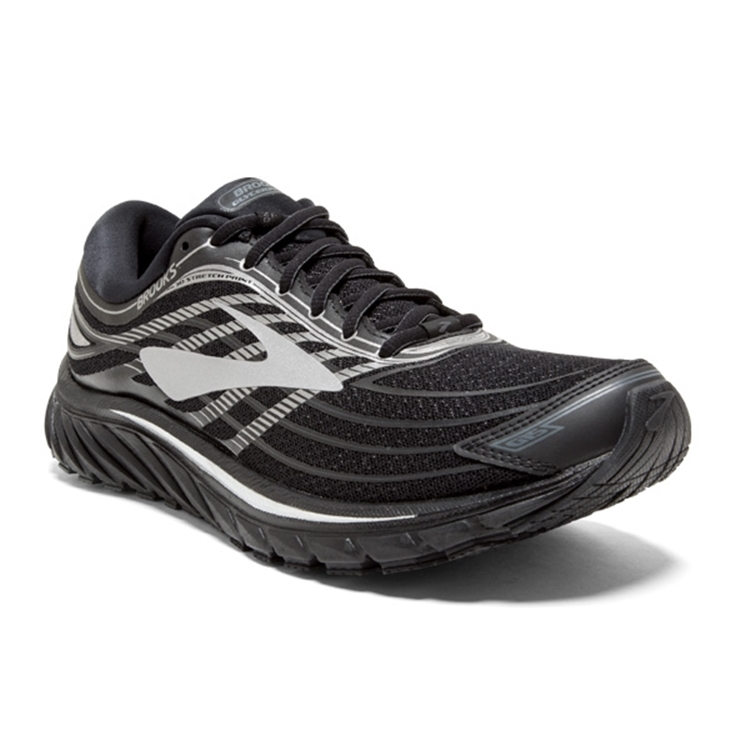 brooks Men's Glycerin 15 Black / Silver