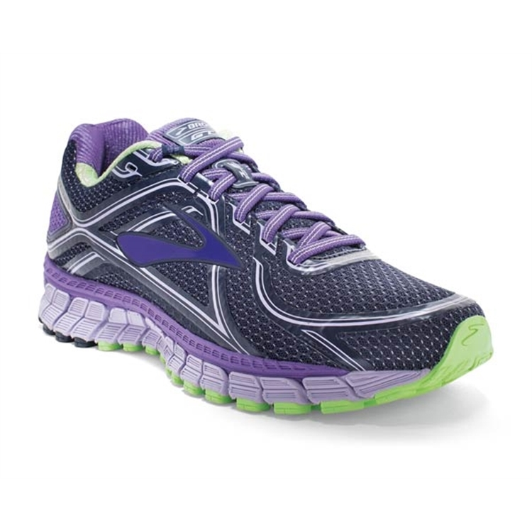 brooks Women's Adrenaline GTS 16 Lavender / Passion Flower