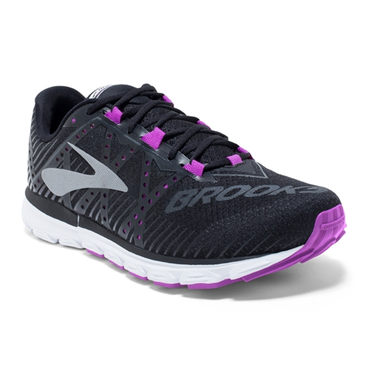 brooks Women's Neuro 2 Black / Purple /white