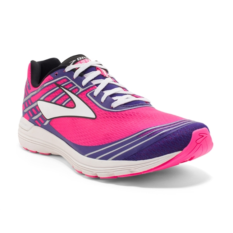brooks Women's Asteria Knockout Pink / Black