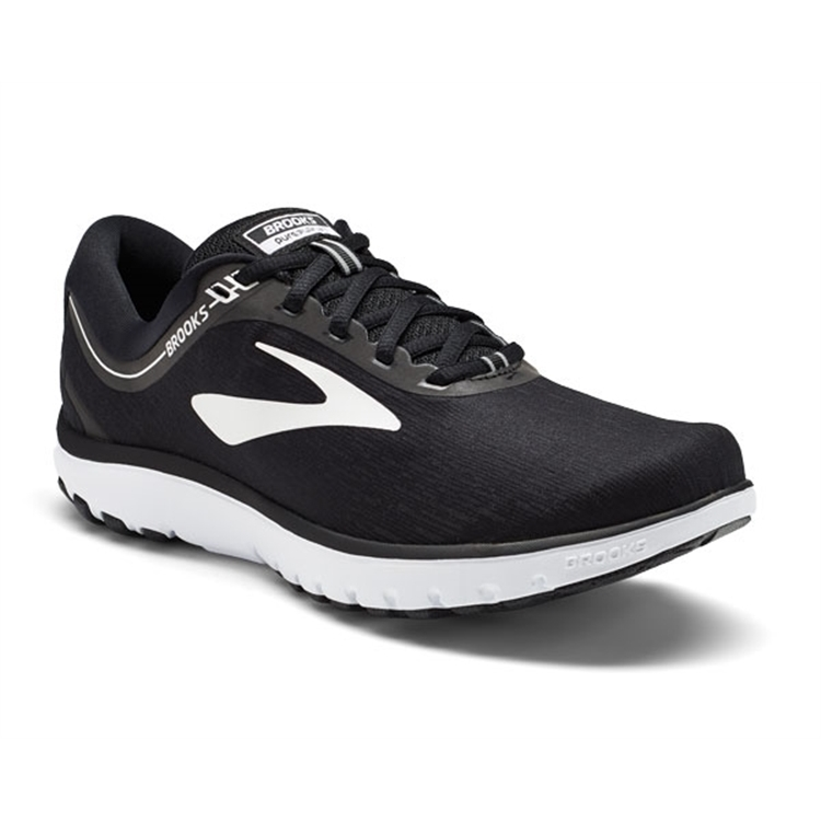 brooks Women's PureFlow 7 Black / White