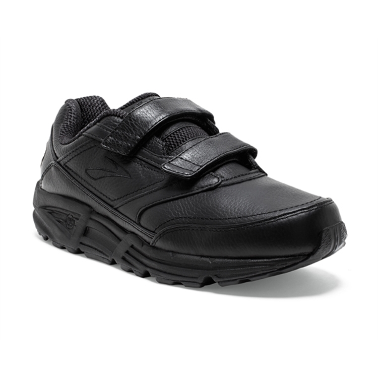 brooks Men's Addiction Walker V-Strap Black