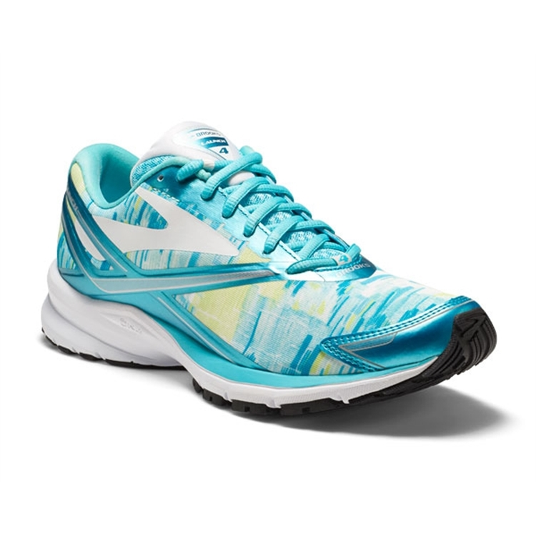 brooks Women's Launch 4 Blue Radiance / White